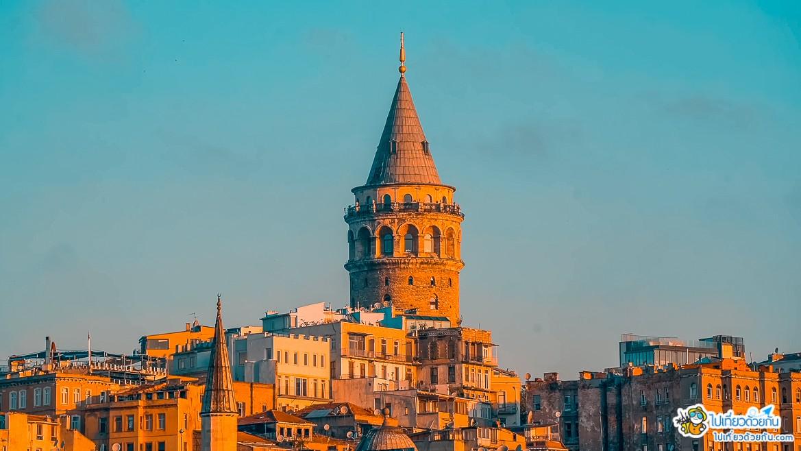 - ข้อมูลเที่ยวประเทศตุรกี -