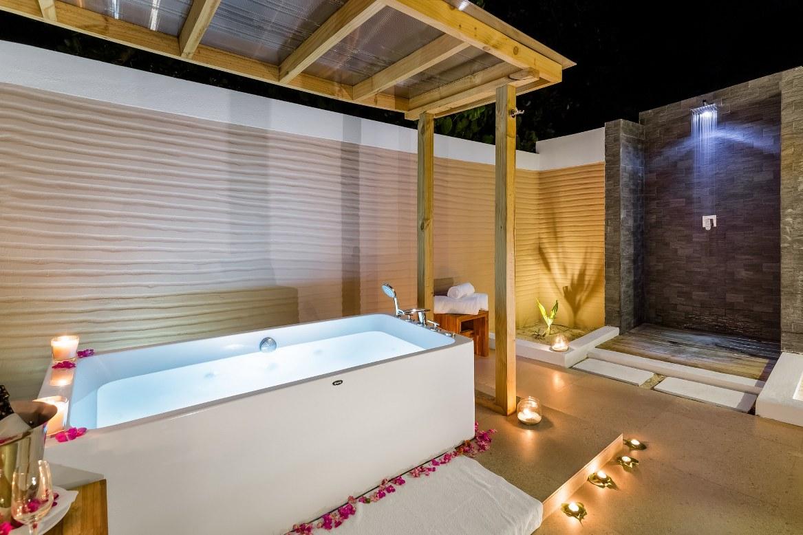 - ห้องพัก คุดะฟูชิ รีสอร์ทแอนด์สปา สไตล์ Water Villa with Pool -