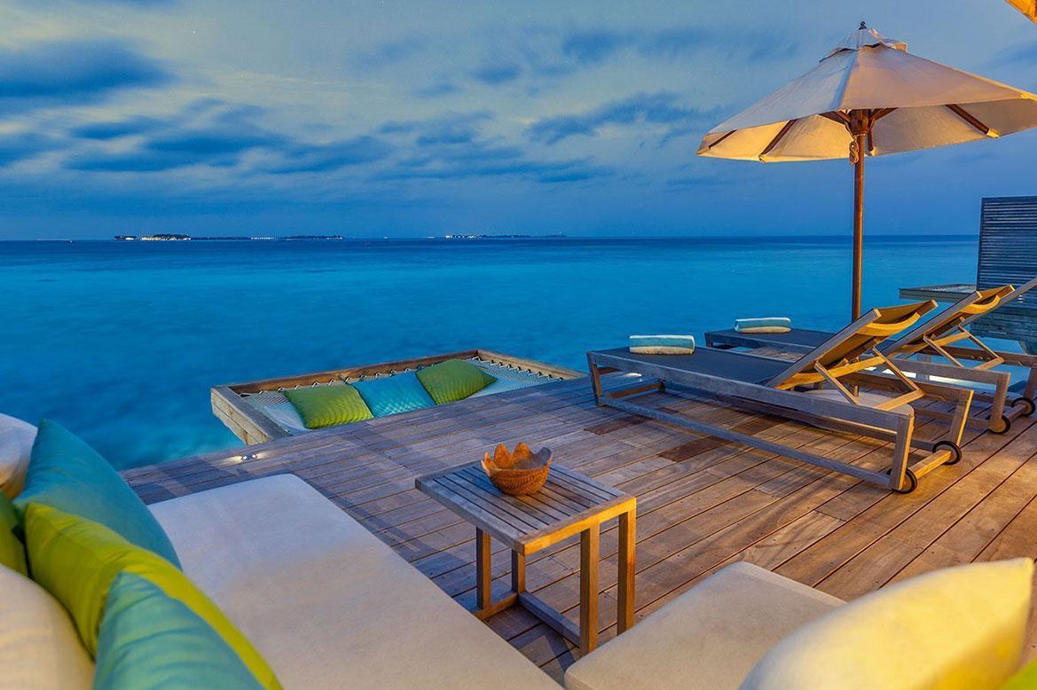 - ห้องพักแบบ OCEAN VILLAS -