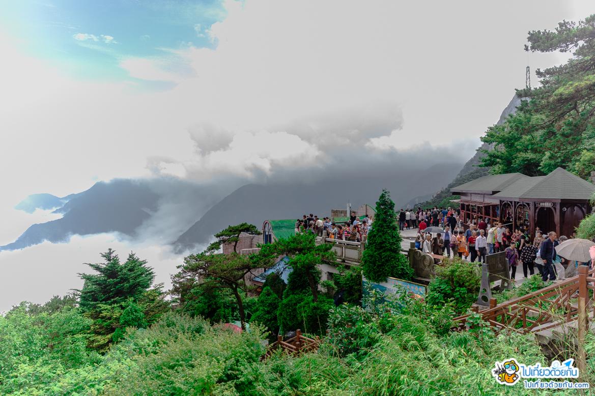เที่ยวจีน อุทยานแห่งชาติเขาหลูซาน Lushan Mountain จิ่วเจียง เมืองจินเจียง มณฑลเจียงซี เมืองตากอากาศที่หนาวเย็นตลอดปี
