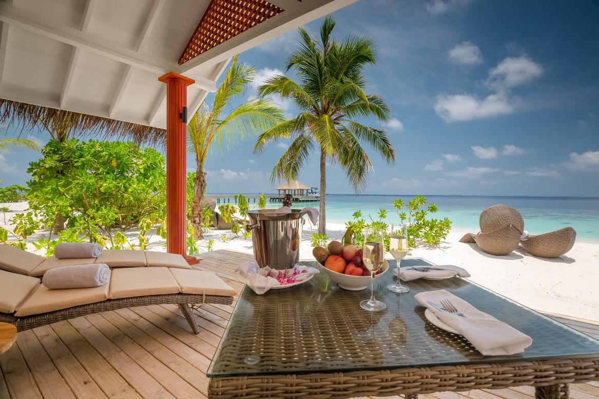 - ห้องพัก คุดะฟูชิ รีสอร์ทแอนด์สปา สไตล์ beach Villa  -
