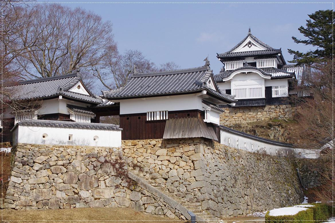 -  ปราสาทบิทชู มัสซุยามะ (Bitchu Matsuyama) -