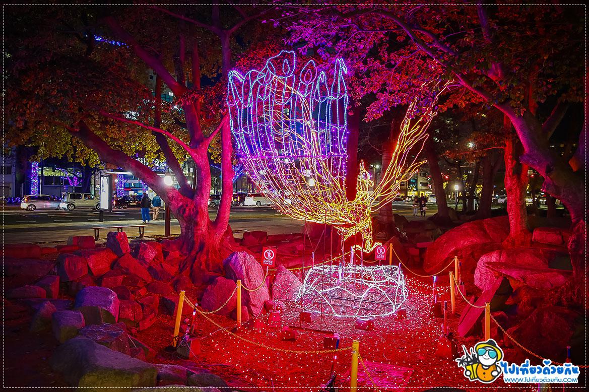 - เทศกาลประดับไฟ Hiroshima Dreamination -