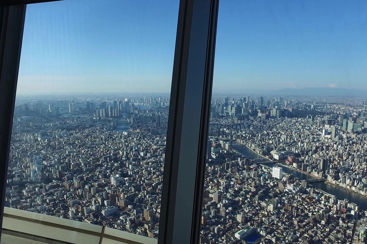 - โตเกียวสกายทรี -