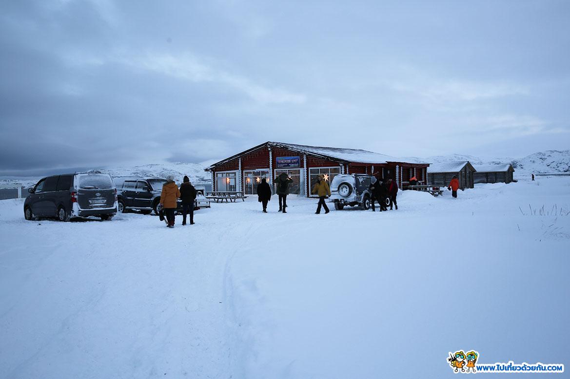 เที่ยวรัสเซียหน้าหนาว เทอริเบอร์ก้า หมู่บ้านขั้วโลกเหนือ ที่มีประชากรเพียง 20 ครอบครัว