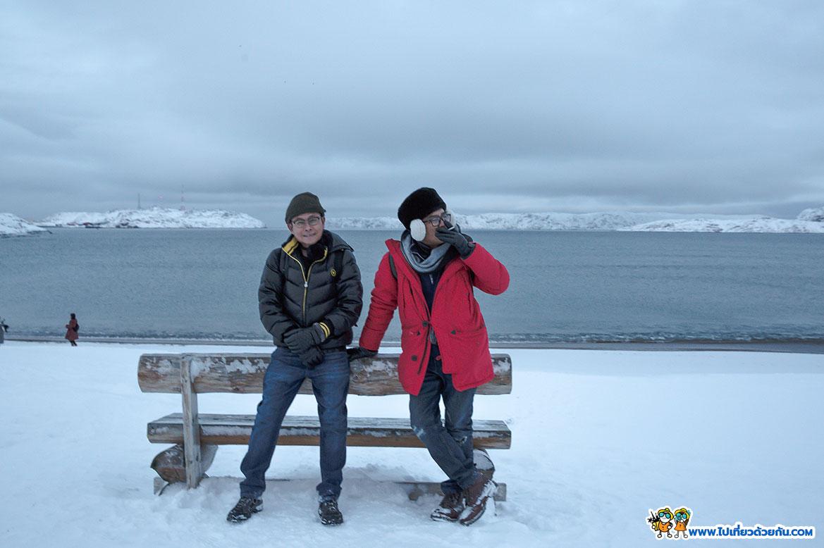 - เที่ยวรัสเซีย หมู่บ้านเทอริเบอร์ก้า -