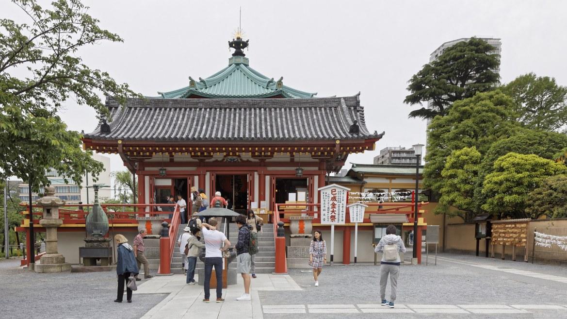 - วัดเบนเทนโด Bentendo Temple -