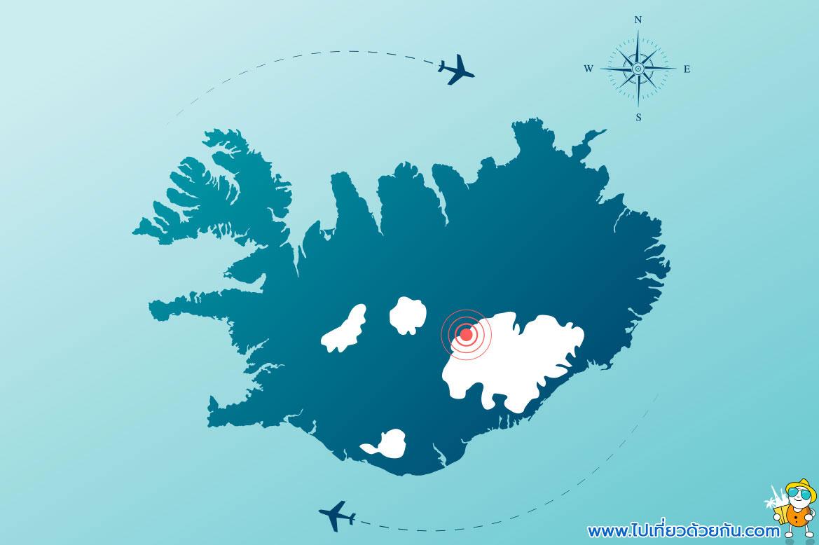 - การเดินทางไปไอซ์แลนด์ -