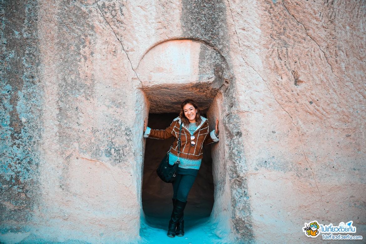 -  เกอเรเม Open Air Museum ประเทศตุรกี -
