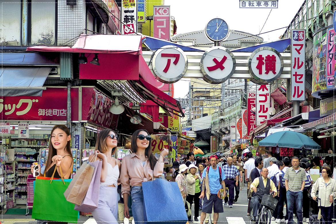 เที่ยวญี่ปุ่นซื้ออะไรดี? รวมย่านซื้อของฝากโตเกียว ของดี ของเด็ดต้องซื้อกลับอย่างแน่นอน