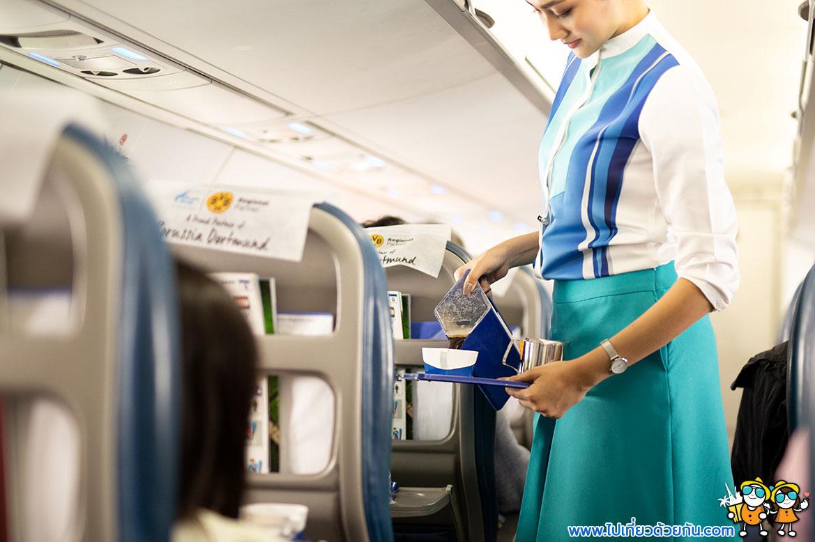 - ไปมัลดีฟส์โดยสายการบิน สายการบินบางกอกแอร์เวย์ Bangkok Airway -