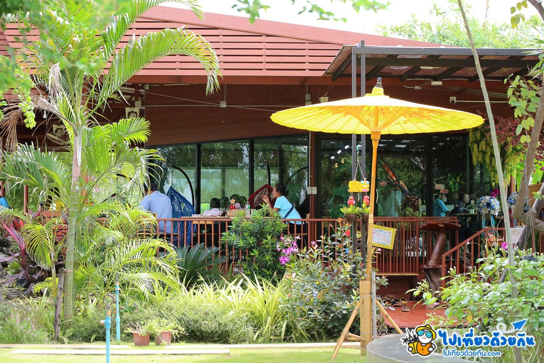 สตาร์สีดส์  คาเฟ่ Starseeds Cafe ร้านกาแฟ นครนายก ท่ามกลางสวน เต็มไปด้วยต้นไม้ บรรยากาศชวนแฟนไปนั่งซะเหลือเกิน