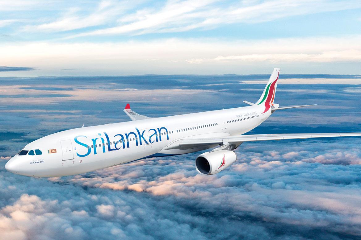 - ไปมัลดีฟส์โดยสายการบิน  ศรีลังกาแอร์ไลน์ Sri Lanka Airline -