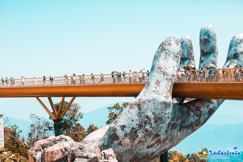 - สะพานลอยฟ้าโกลเด้น บานา ฮิลล์ -