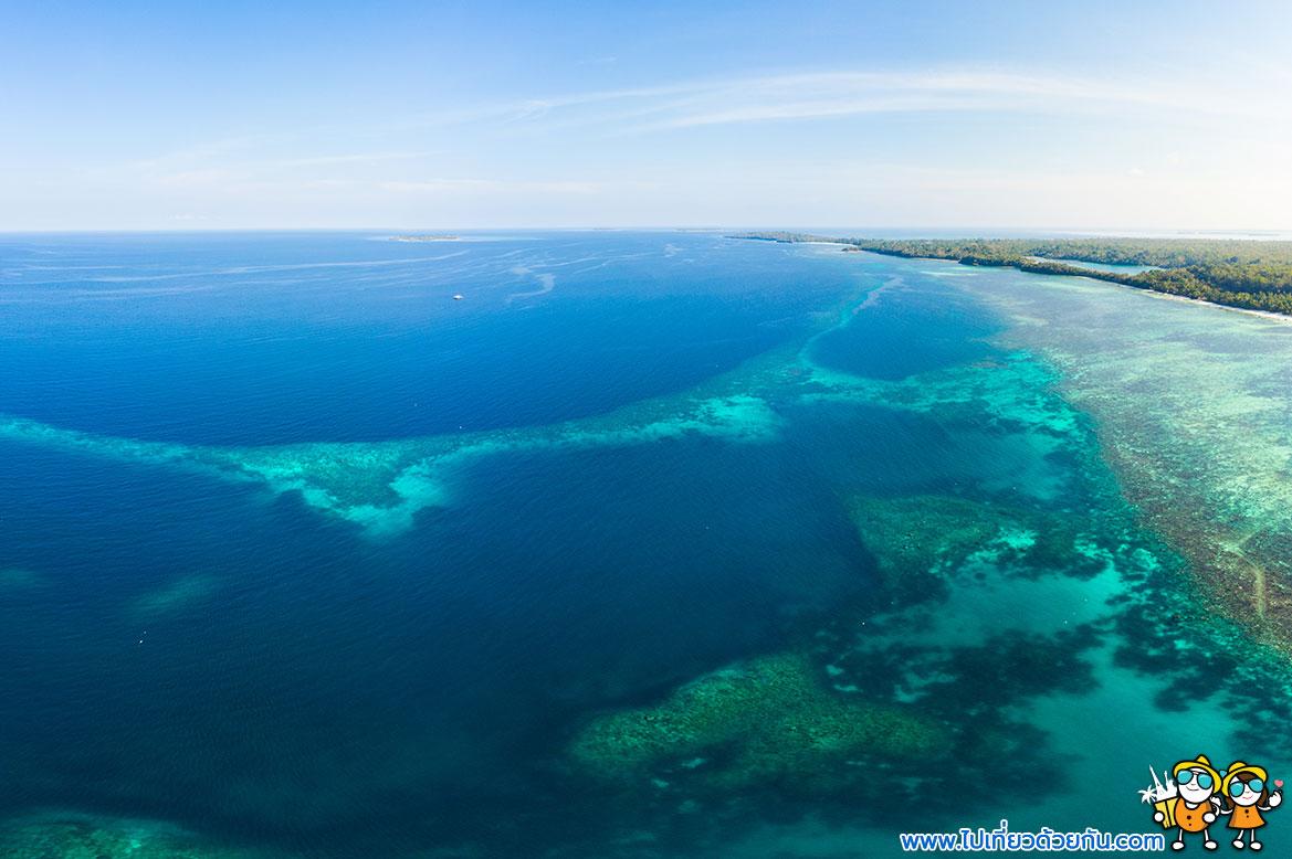 - เกาะมัลดีฟส์ ทะเลที่สวยที่สุด -