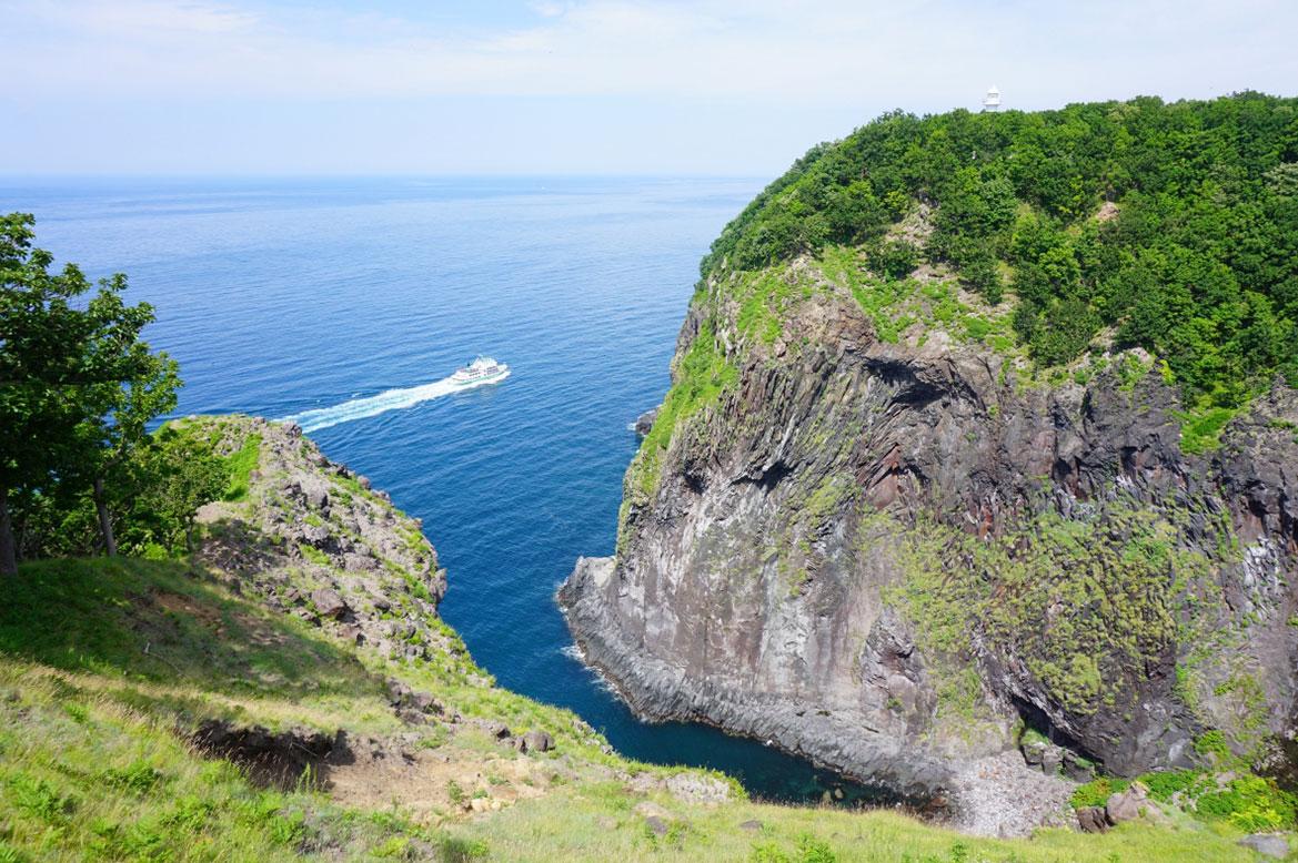 - คาบสมุทรชิเรโตโกะ  Shiretoko Peninsula -