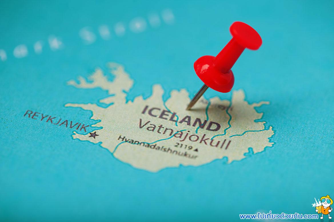 - ไอซ์แลนด์ดินแดนน้ำแข็งขั้วโลกเหนือ -