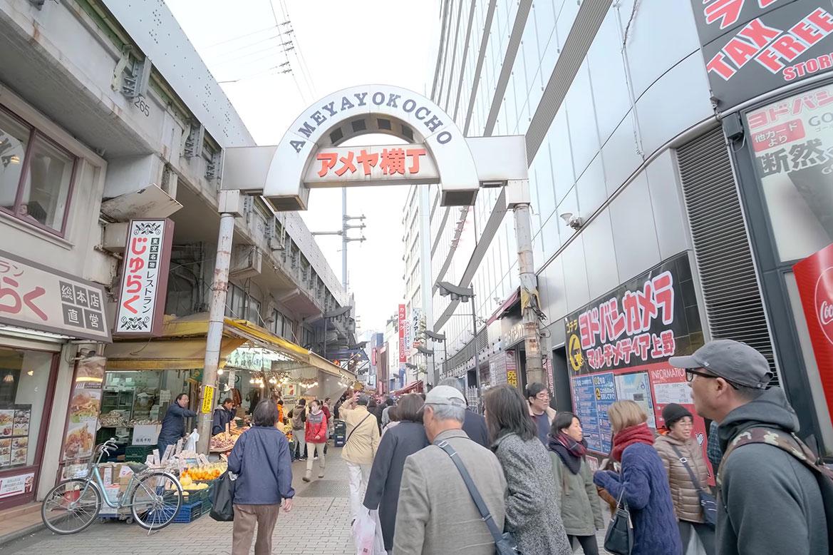 แนะนำ 13 จุดท่องเที่ยวย่านอุเอโนะ โอคะจิมะจิ เดินก็เพลิน กินก็อิ่มจุใจ