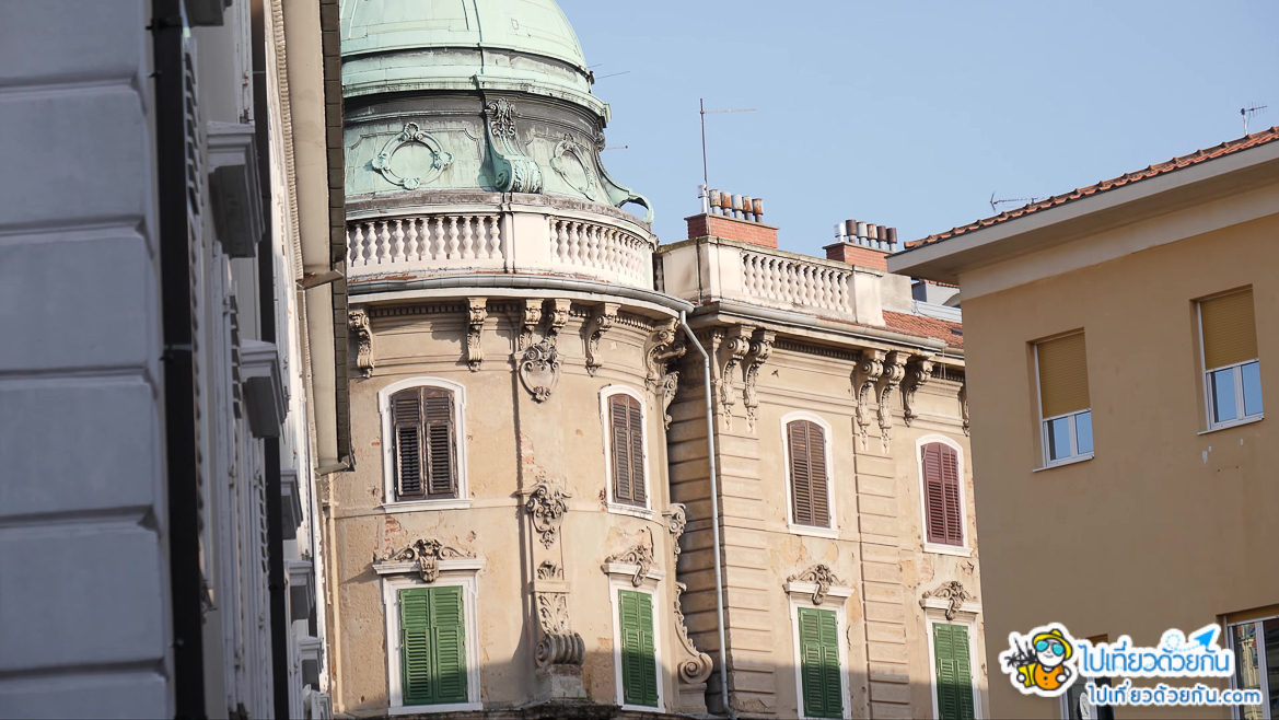 - เมืองริเยก้า Rijeka โครเอเชีย -