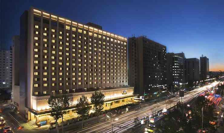 โรงแรมเบสท์เวสเทิร์น พรีเมีย โซล การ์เด้น กลางกรุงโซล เกาหลีใต้ ทำเลดี อบอุ่น และเพียบพร้อม