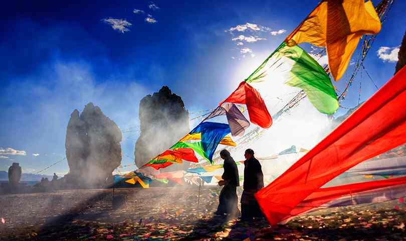 ทัวร์จีน แชงกรี-ล่า วันท่ากง อุทยานย่าติง 8 วัน 7 คืน