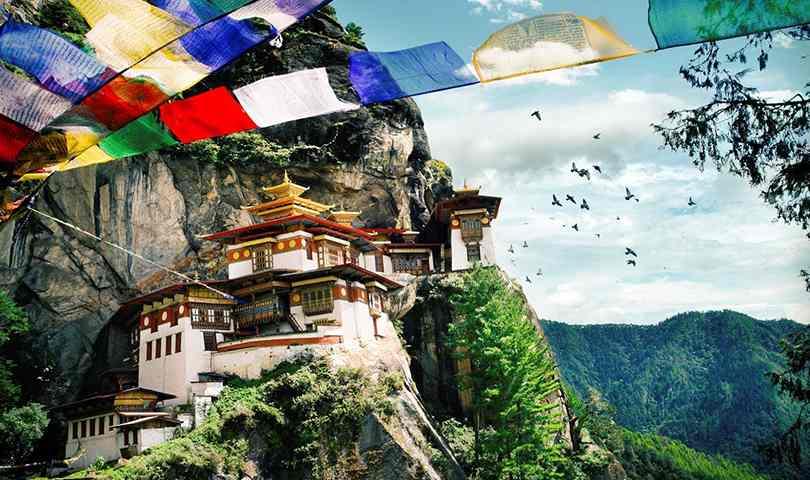 ทัวร์ภูฏาน ชมความงามฤดูใบไม้ร่วง ตลอดเดือนกันยายน 4วัน 3คืน