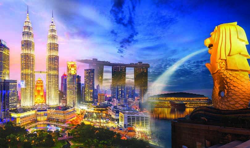 ทัวร์มาเลเซีย Completely Malaysia-Singapore 6วัน5คืน บินไลอ้อน