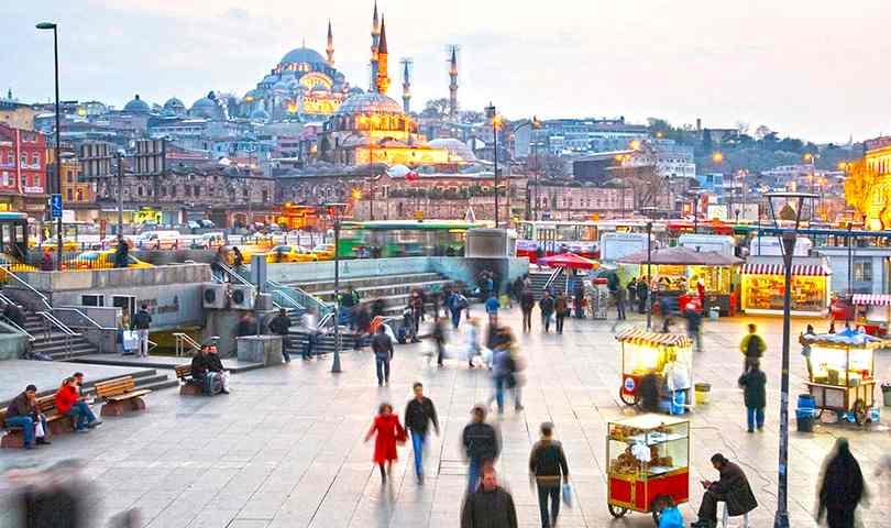 ทัวร์ตุรกี อิสตัลบูล กรุงทรอย ปามุคคาเล่ คัปปาโดเกีย อังการ่า 9วัน 6คืน