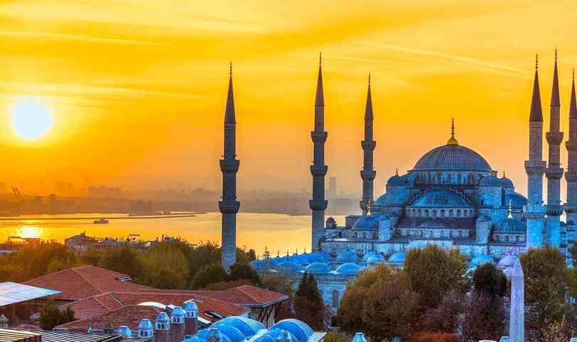 ทัวร์ตุรกี Ottoman Empire จักรวรรดิ์ออตโตมัน อิสตันบูล ปามุคคาเล  10วัน 7คืน