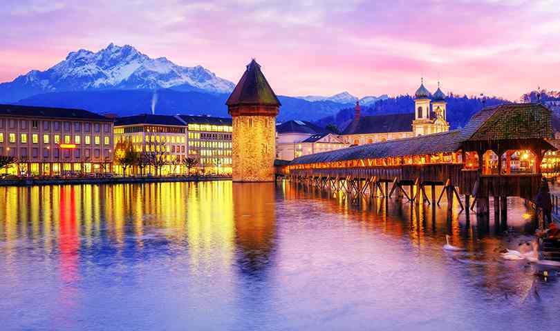 ทัวร์ยุโรป เที่ยวยุโรป 3 ดินแดนขุนเขา อิตาลี สวิตเซอร์แลนด์  7 วัน 4 คืน