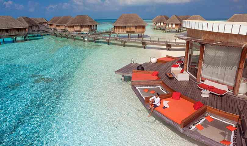 แพ็กเกจ มัลดีฟส์ Club Med Kani  Maldives 3 วัน 2 คืน บิน Air Asia (FD)