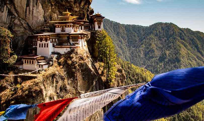 ทัวร์ภูฏาน วิมานมังกรสันติ ช่วงฤดูใบไม้ร่วง ตลอดเดือนพฤศจิกายน 5วัน 4คืน
