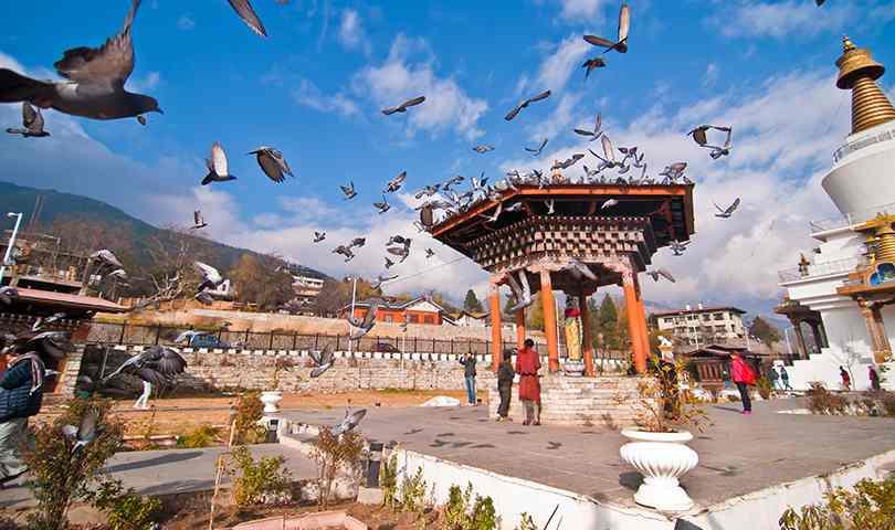 เที่ยวภูฏาน ดินแดนมังกรสายฟ้า พาโร ทิมพู พูนาคา 4 วัน 3 คืน