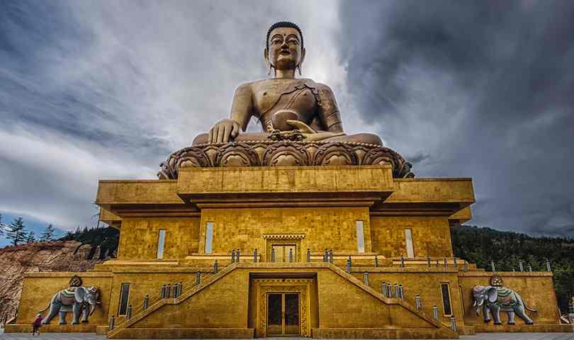 ทัวร์ภูฏาน ชมความงามฤดูใบไม้ร่วง ตลอดเดือนพฤศจิกายน 4วัน 3คืน