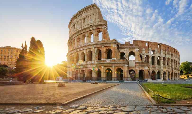 ทัวร์อิตาลี โรม นโปลี อะมัลฟี่โคสต์ วาติกัน 8 วัน