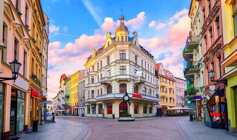 ทัวร์ยุโรป เยอรมนี โปแลนด์  สโลวัค  ฮังการี 9 วัน 6 คืน