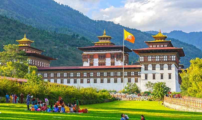 ทัวร์ภูฏาน เที่ยวสุดสบายช่วงฤดูร้อน ตลอดเดือนสิงหาคม 4วัน 3คืน