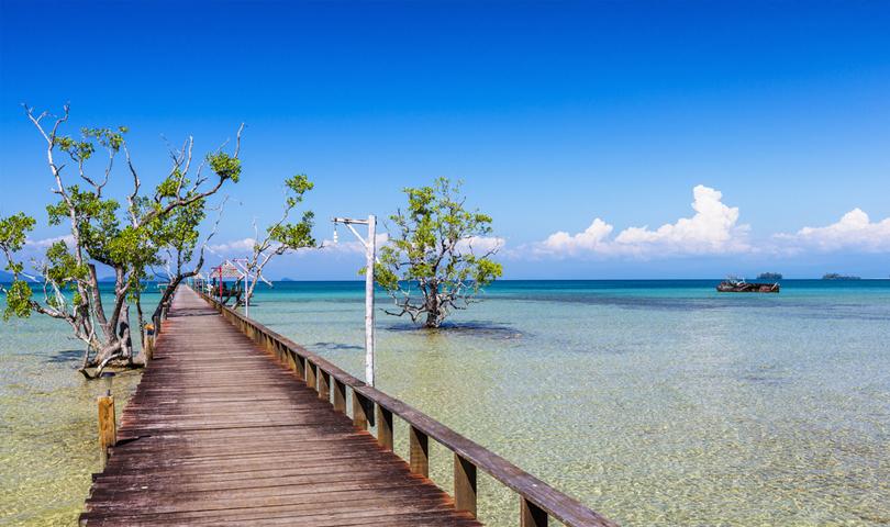 ทัวร์เกาะหมาก ตราด จันทบุรี 3 วัน 2 คืน