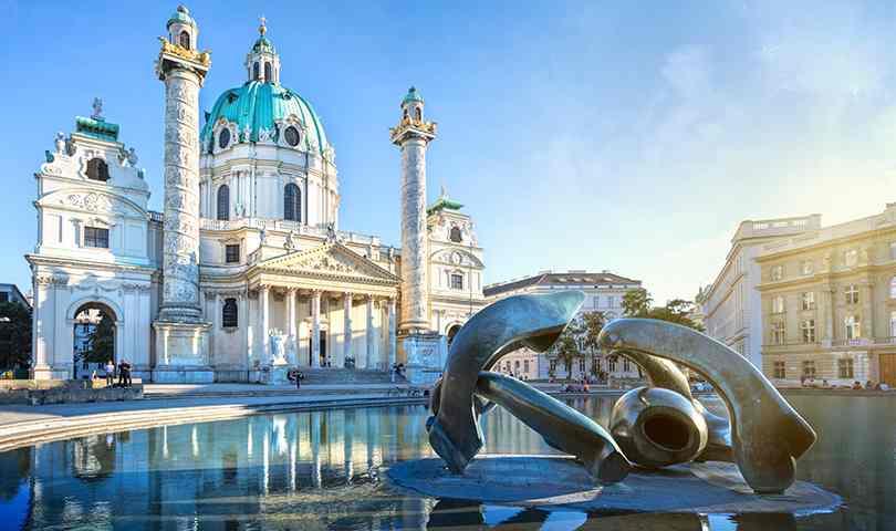 ทัวร์ยุโรป เที่ยว 5 ประเทศ ออสเตรีย เยอรมนี เชก สโลวัค ฮังการี 9 วัน 6  คืน
