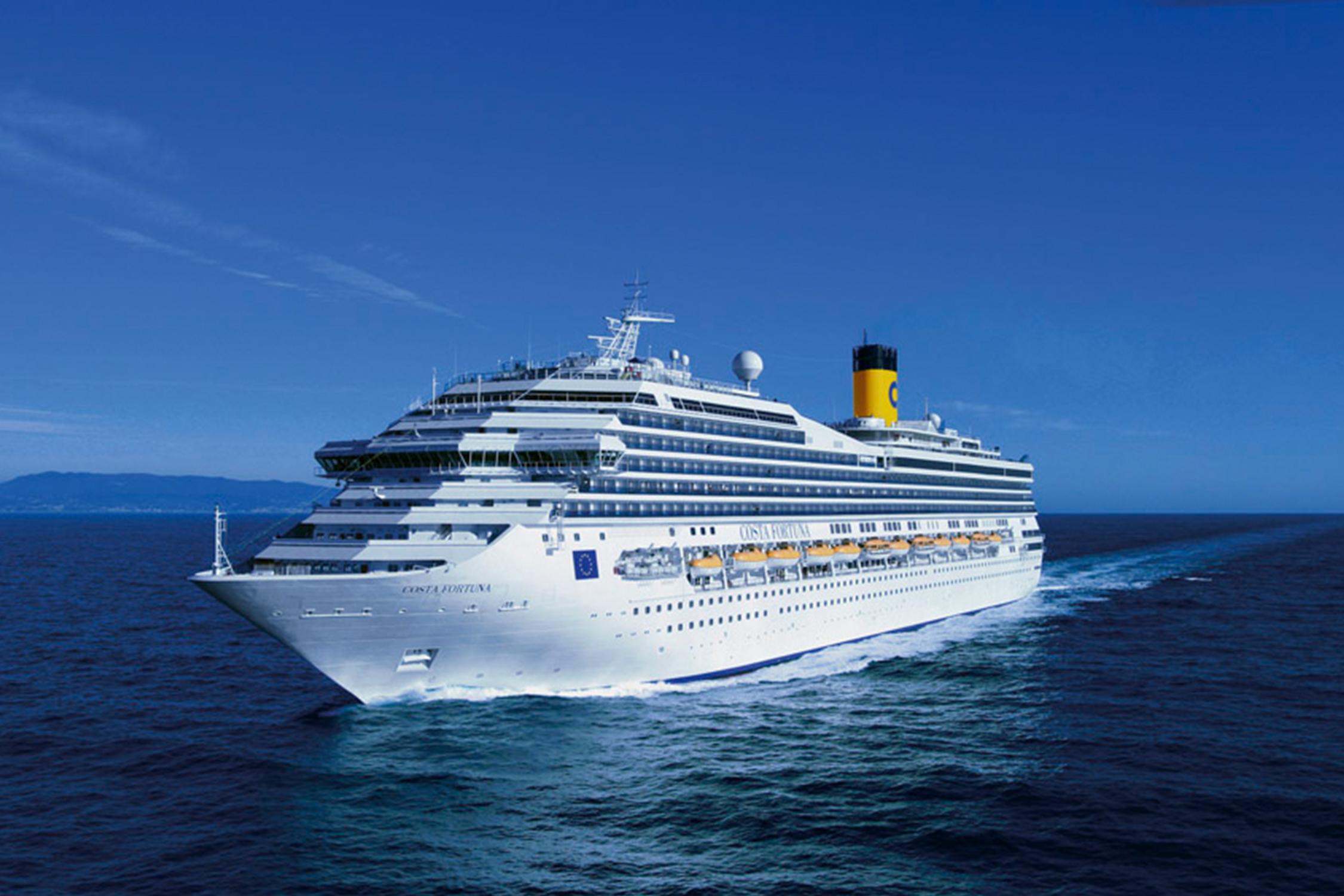 ล่องเรือสำราญ Costa สิงคโปร์ พอร์ตคลัง กัวลาลัมเปอร์ ภูเก็ต 5วัน 3คืน
