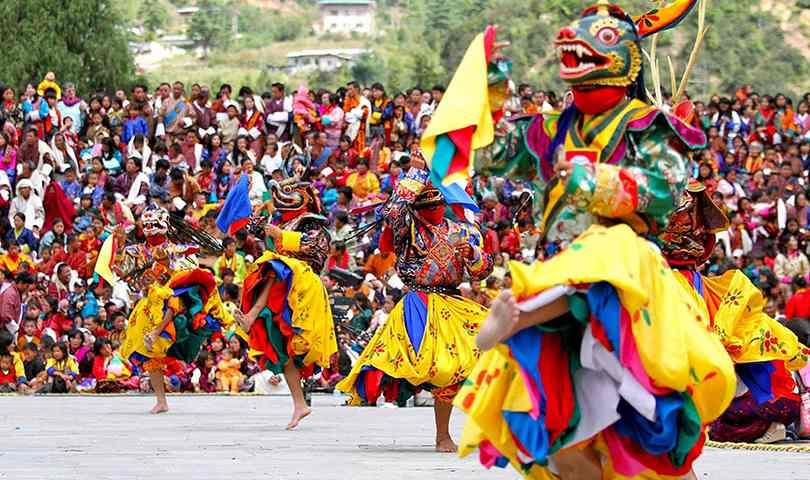 ทัวร์ภูฏาน เที่ยวสุดคูล กับบรรยากาศหนาวเย็น ตลอดเดือนกุมภาพันธ์ 5วัน 4คืน
