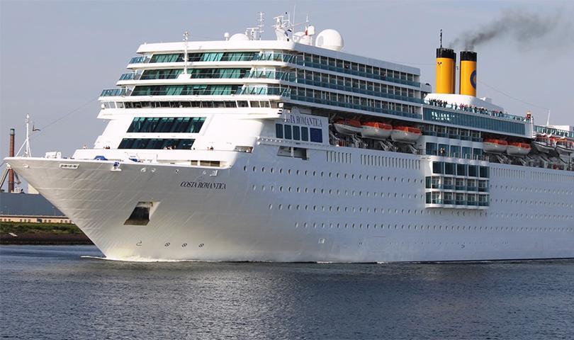 ล่องเรือสำราญ Costa neoRomantica โตเกียว โกเบ เจจู คาโกชิม่า 8วัน 6คืน