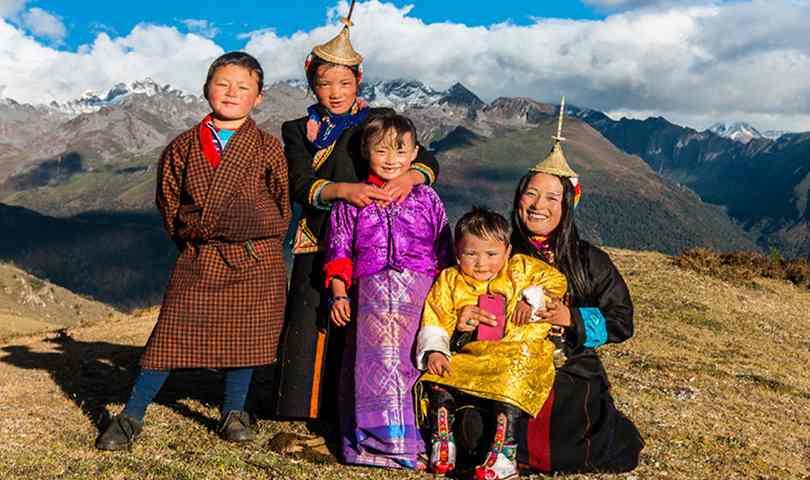 ทัวร์ภูฏาน ชมความงามของฤดูใบไม้ร่วง ตลอดเดือนพฤศจิกายน 4วัน 3คืน