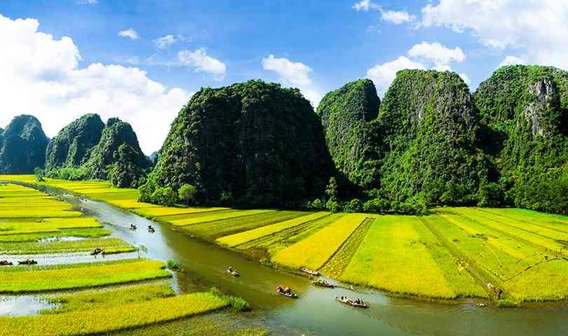 ทัวร์เวียดนามสุดคุ้ม เวียดนามเหนือ ฮานอย ซาปา ฮาลอง นิงก์บองห์ 4วัน 3คืน