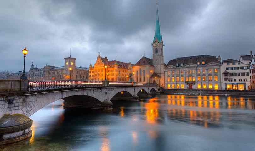 ทัวร์สวิตเซอร์แลนด์ บินตรงซูริค ชมน้ำตกไรน์ ชาฟฮาวเซ่น 7วัน 4คืน