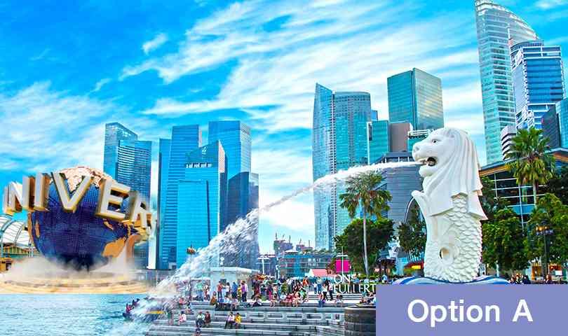 ทัวร์สิงคโปร์ สุดคุ้ม เดือนกันยายน ตะลุยชมเมืองสิงคโปร์ 4วัน 3คืน