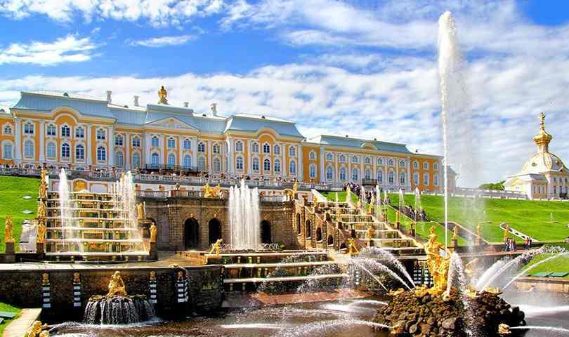 ทัวร์รัสเซีย เที่ยวคุ้ม เซนต์ปีเตอร์สเบิร์ก มอสโคว 6 วัน 4 คืน
