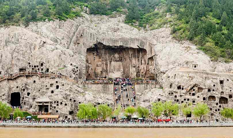 ทัวร์จีน ซีอาน ลั่วหยาง วัดเส้าหลิน ชมการแสดงกังฟู ถ้ำหลงเหมิน 6วัน 4คืน