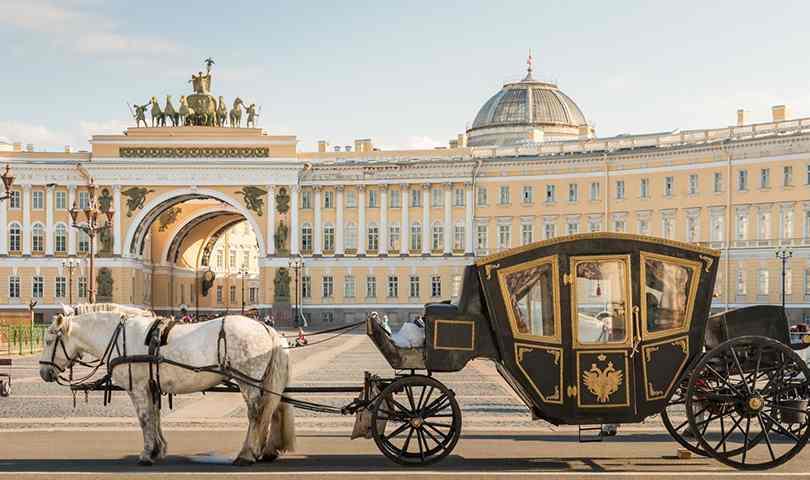 ทัวร์รัสเซีย ทัวร์เดียว 3เมือง มอสโคว์ เซ้นต์ปีเตอร์สเบิร์ก พุชกิ้น 7วัน 5คืน