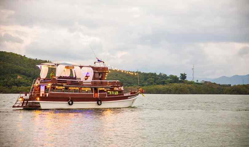 ทัวร์ระนอง แช่น้ำพุร้อน ล่องเรือไทม์แมชชีน 3 วัน 1 คืน